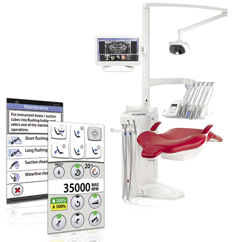 Planmeca Compact i-Touch