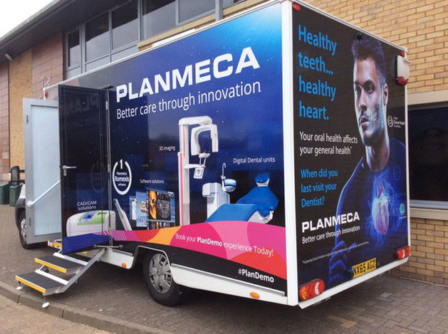 Plandemo Mobile Showroom