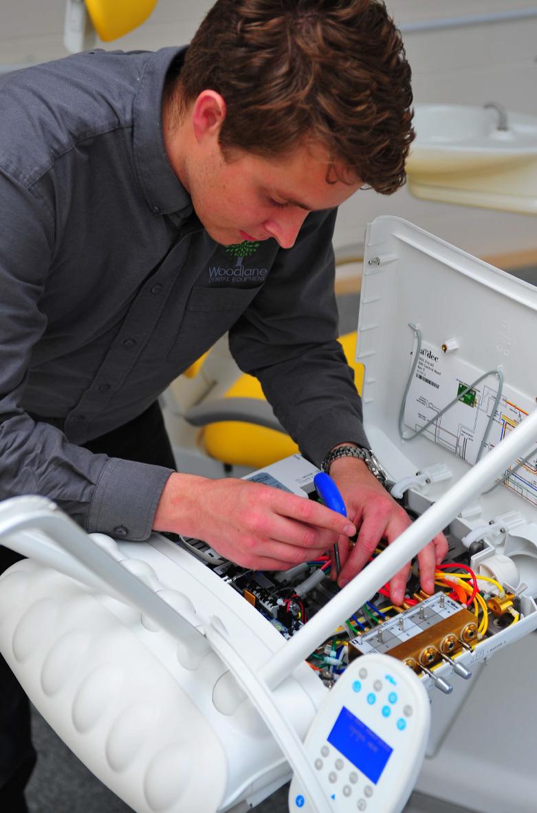 Dental Equipment Servicing & Repairs
